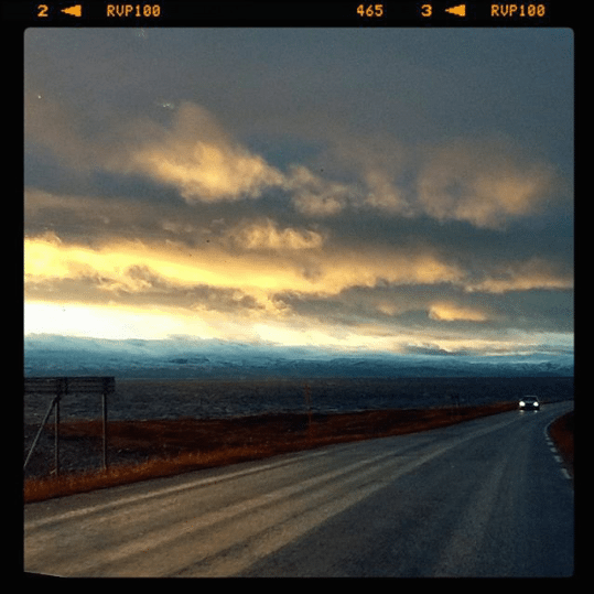 Road Vadsø