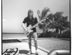 "R.E.M. Guitar Tech Mike ""Microwave"" Mytrowiz"